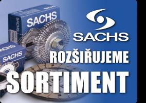 SACHS je přední světový výrobce spojkových systémů