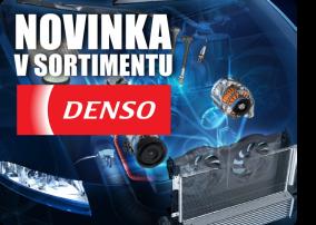 Nový sortiment – DENSO